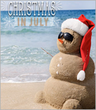 Mixtape: Christmas in July