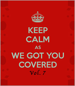 Five-On-Friday: We Got You Covered Vol. 7