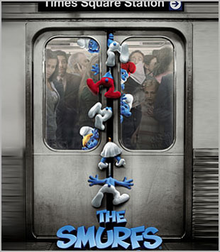 'The Smurfs' Go