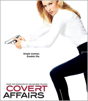 Hooray for 'Covert Affairs'