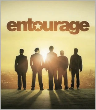 Yuck Part of the Drama in 'Entourage'