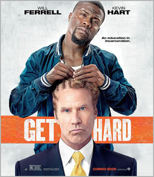 Pair of Spirit Classics Anchor Will Ferrell-Kevin Hart Comedy Romp